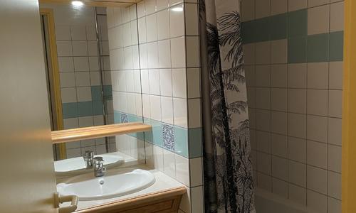 salle de bain chambres Le Parc